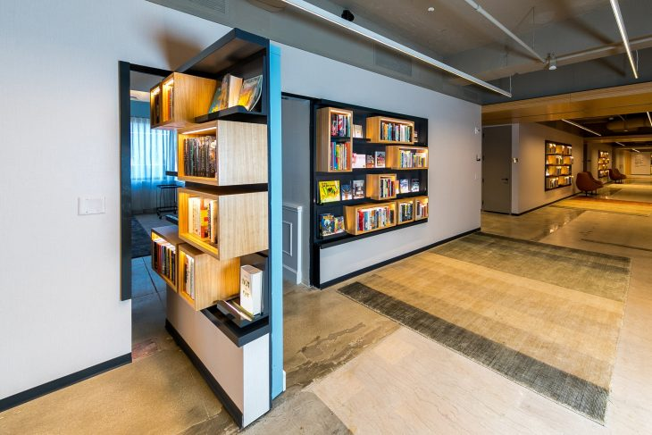 Secret Rooms Are Popping Up In Workplaces, And Other Industry News